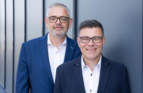 Ad en Marc van Delft