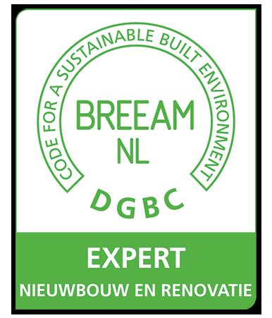 BREEAM Expert Nieuwbouw Renovatie